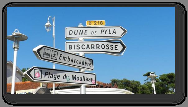 Le moulleau vs cap ferret your wedding in france - Les pins du moulleau ...